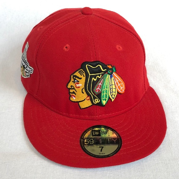 New Era Other - Chicago Blackhawks 2013 Stanley Cup Champions Hat